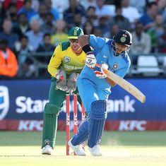 Suresh Raina to replace Ambati Rayudu in India's ODI squad for England
