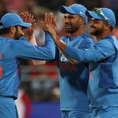 Final T20I as it happened: India clinch series with a thrilling 7-run win at Newlands