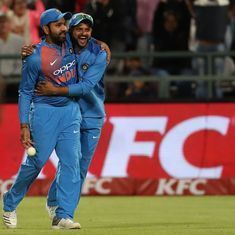 No Kohli, no problem: Raina, Bhuvneshwar star as India clinch T20I series with a thrilling win