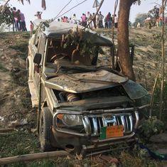 BJP leader owned vehicle that killed nine schoolchildren in Muzaffarpur, allege Bihar Police, RJD