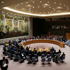 Syria: Activists say airstrikes on even after UN Security Council passes resolution on ceasefire