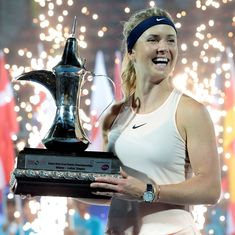 Svitolina cruises past Kasatkina to join Justine Henin, Venus as back-to-back Dubai winner