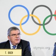 Russia expects IOC doping ban to be lifted in 'next few days'