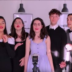 Watch: These A cappella versions of 'Havana' add their own swing to the song