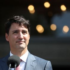Canada: Justin Trudeau apologises for his country's refusal to allow in Jewish refugees in 1939