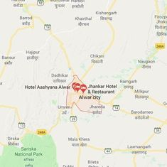 Rajasthan: Alleged cow smuggler dies in Alwar, police say they rescued at least 20 animals