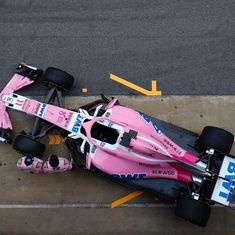 'Can't be any animosity': Force India feel no bitterness towards Sergio Perez after court move