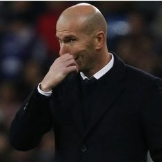 'It's normal that people talk': Zidane sidesteps speculation of a move for Neymar to Real Madrid
