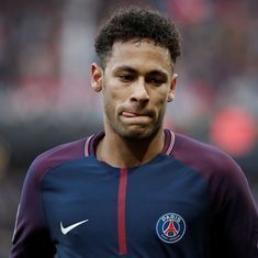 Real Madrid deny report of $360 million offer to buy Neymar from Paris Saint-Germain