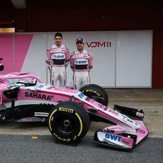 Vijay Mallya-owned Force India set to change name ahead of new Formula One season