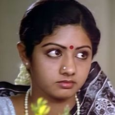 Before Rajinikanth and Kamal Haasan, Sridevi was the undisputed superstar of Tamil cinema