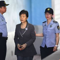 Prosecutors demand 30 years in jail for ousted South Korean President Park Geun-Hye