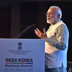 India is creating stable business environment, removing arbitrariness, Modi says at Korean summit