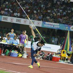 CWG 2018 Athletics: Neeraj Chopra, Vipin Kasana, men's 4 X 400 metre relay team qualify for finals