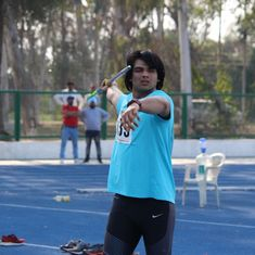 Indian GP: Neeraj Chopra, Nayana James, Navjeet Kaur Dhillon strike gold and qualify for CWG 2018