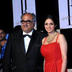 Boney Kapoor to make a film on Sridevi's life: Reports