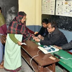 Used for the first time in Meghalaya, paper trail machines hold up polling