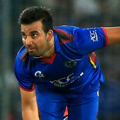 Zadran takes hat-trick as Afghanistan stun West Indies in warm up game ahead of World Cup qualifiers