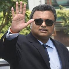 INX Media case: Delhi High Court justice recuses herself from hearing Karti Chidambaram's bail plea