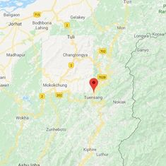 Nagaland: Paramilitary man on election duty dies in road accident