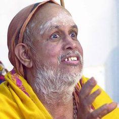 Video: The most controversial seer of the Kanchi mutt, Shankaracharya Jayendra Saraswathi dies