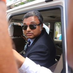 Karti Chidambaram gets further relief from arrest by ED, Supreme Court to hear case on March 26