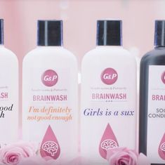Watch: A comedy group offers a new product, 'Brainwash', to combat mansplaining and sexism