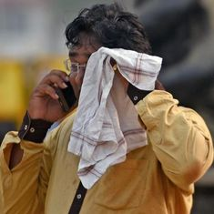 Heatwave: Temperature nears 50 degrees Celsius in Rajasthan's Sri Ganganagar city