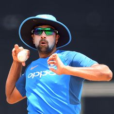 Harbhajan Singh says 'wicket-taker' R Ashwin deserves a place in India's limited overs squad