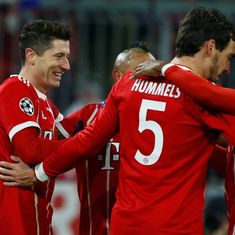 Bayern's Hummels slams team-mate Lewandowski's 'attitude' in training bust-up: Report