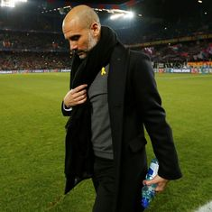Pep Guardiola ready to give up yellow ribbon Catalonia protest at Man City's request