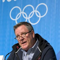 US Olympic Committee chief Scott Blackmun resigns after gymnastics sex abuse scandal