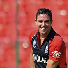 Kevin Pietersen insists tiff with former England captain Andrew Strauss is over