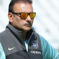 Greatest bilateral series coach: Twitter questions Ravi Shastri's reappointment with Indian team
