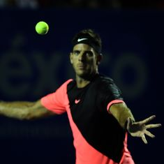 Mexican Open roundup: Zverev, del Potro, Sloane Stephens prevail in tough matches