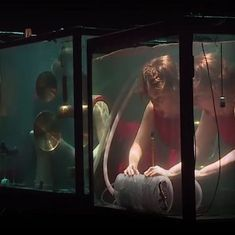 Watch: A band from Denmark played an entire concert underwater. This is how they did it