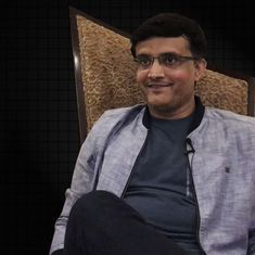 Interview with Sourav Ganguly: 'Cricket is a captain's game. The coach has to take a step behind'