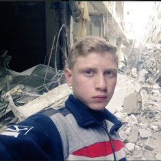 'Save us before it is too late': A teenager is documenting Syria's Eastern Ghouta siege on Twitter