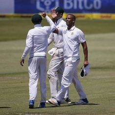 Elgar wants South Africa to forget the off-field acrimony ahead of third Test against Australia