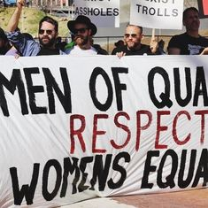 The men's liberation movement: What today's #MeToo sceptics can learn from their 1970s brothers