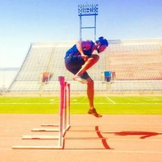Clearing hurdles is nothing new to Siddhanth Thingalaya as he works towards his Olympic dream