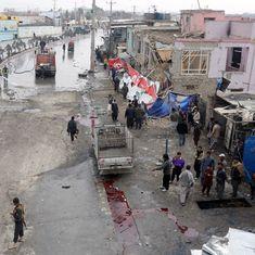 Kabul: Suicide car bombing kills girl, injures 14