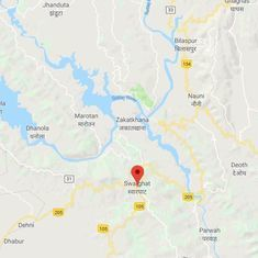 Himachal Pradesh: Eight killed in Bilaspur district as car falls into gorge