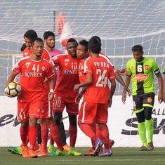 Aizawl end 2018 I-League campaign with win over Gokulam Kerala