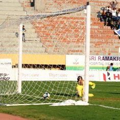 Chennai City throw I-League title race wide open with stunning win over table-toppers Minerva