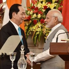 India, Vietnam sign pacts on trade, agriculture and nuclear energy