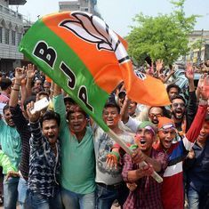 North East elections: BJP in driver's seat in Tripura and Nagaland, Meghalaya still close