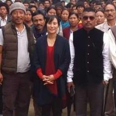 Awan Konyak loses after coming close to becoming Nagaland's first female MLA