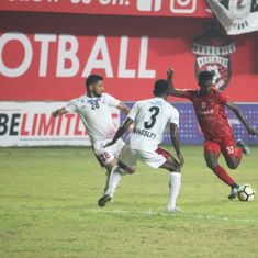 Mohun Bagan beat Churchill Brothers 2-1 to stay in I-League title race