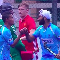 Sultan Azlan Shah Cup, India vs England – as it happened: Gleghorne rescues point for ENG